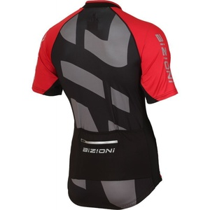ciclo jersey Lasting MD74 negru-rosu, Lasting
