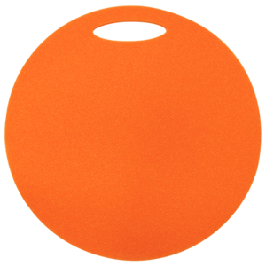 scaun Yate rotund 1 strat diametru 350 mm portocaliu, Yate