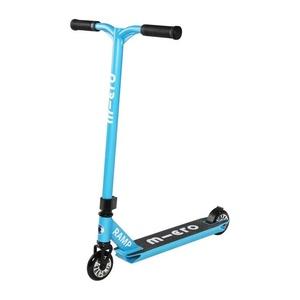 copii liber scuter Micro rampă Cyan, Micro