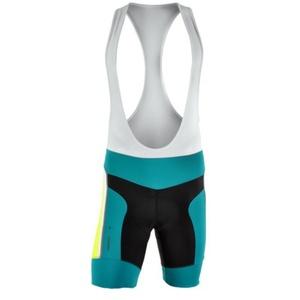 Pentru bărbaţi ciclism pantaloni Silvini vesel MP605 ocean neon, Silvini