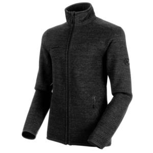 pentru bărbați tricoul Mammut arctic ML Jacheta bărbaţi fantomă negru melange 00162, Mammut