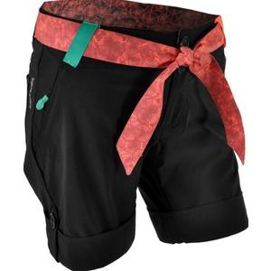 Femeii gratuit pantaloni scurţi Silvini Cian WP806 negru-pumn, Silvini