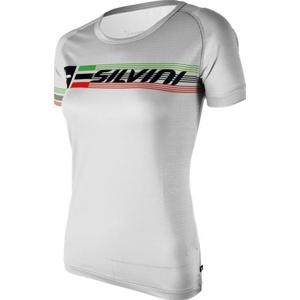 Femeii cămașă Silvini ASOCIAȚIA PROMO WT854 alb, Silvini