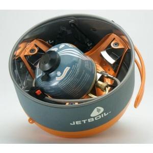 aragaz Jetboil Helios ghid trusă pe gătire 2l, Jetboil