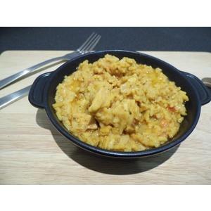 Summit To Eat pui Tikka cu orez mare ambalare 801200, Summit To Eat