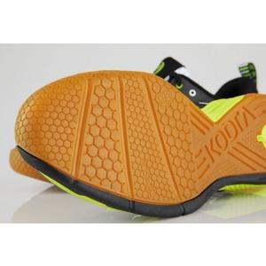 Pantofi Salming cobră bărbaţi Negru / Galben, Salming