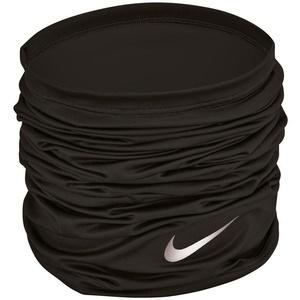 cravată Nike Dri-Fit Wrap Negru / argintiu, Nike
