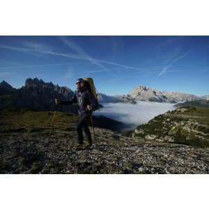 sacou Direct Alpine CYCLONE indigo / aurora, Direct Alpine
