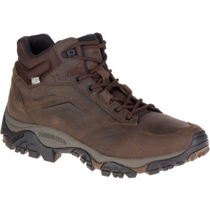 Pantofi Merrell MOAB VENTURE MID WTPF întuneric pământ J91819, Merrell