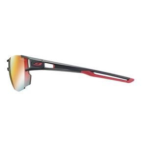 solar ochelari Julbo aerolit zebră Lumina foc negru / roșu, Julbo