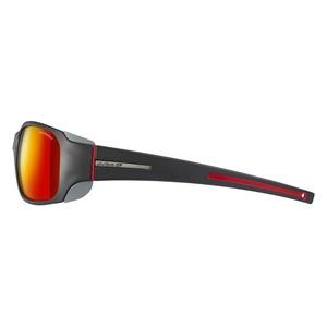 solar ochelari Julbo Monterosa SP3 CF matt negru / roșu, Julbo