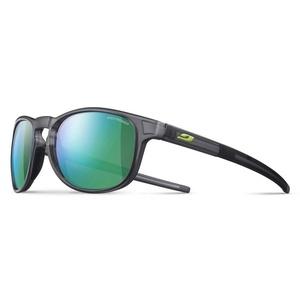 solar ochelari Julbo RESIST SP3 CF translucidă negru / verde, Julbo
