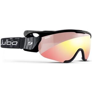 schi ochelari Julbo Sniper M zebră Lumina Red negru, Julbo