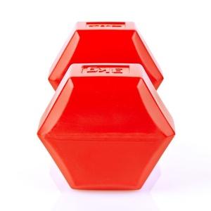 set hex gantere Spokey MONSTER (II) 2x3 kg, Spokey
