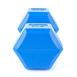 set hex gantere Spokey MONSTER (II) 2x4 kg, Spokey