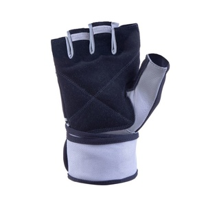 fitness manusi Spokey GANT (II) negru-alb, Spokey