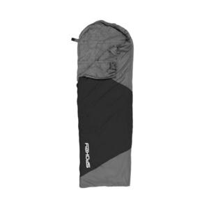 dormit sac Spokey ultraușoare 600 (II) negru / gri, drshepata fixare, Spokey