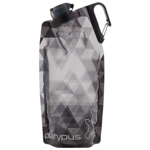 flacon Platypus DuoLock SoftBottle Gri prisme 1 l, Platypus