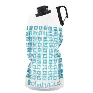 flacon Platypus DuoLock SoftBottle salarii Logo-ul 2 l, Platypus