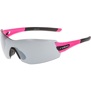 sport solare ochelari Relax Sarnia roz negru R5388C