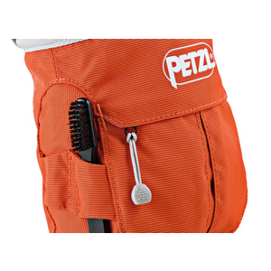 sac pe magneziu PETZL Sakapoche portocaliu, Petzl