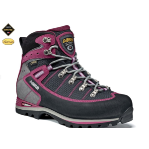 Pantofi ASOLO Shiraz GV Negru / Redbud A175, Asolo