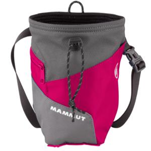 sac pe magneziu MAMMUT dur călăreț cretă sac purpuriu, Mammut