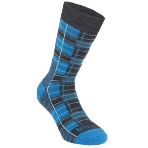 șosete Bridgedale excursie pe jos categorie ușoară merinos performanță cizmă albastru / întuneric grey/122, bridgedale