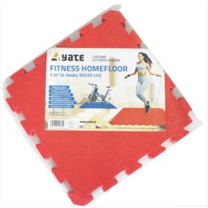 mașină de spălat Yate fitness Homefloor SET 4 buc / pachet, Yate