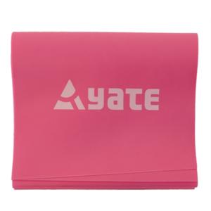 Fitband Yate 200x12cm moderat solid / roșu, Yate