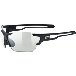 sport ochelari Uvex Stil Sport 803 VARIO, Negru șah-mat (2201), Uvex