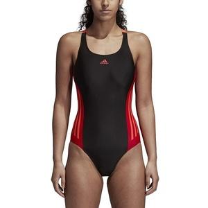 Costume de baie adidas esență 3S colorblock unul piesă DH2374, adidas