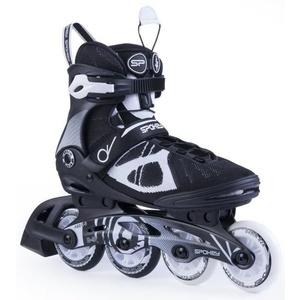 skates fitness patine Spokey XCOOL negru, Spokey