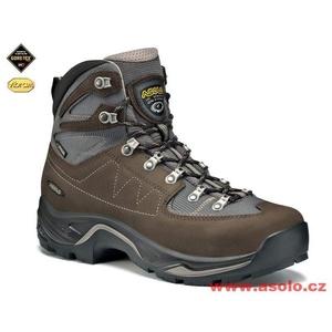 Pantofi Asolo TPS Equalon GV dark brown/cendre/A744, Asolo