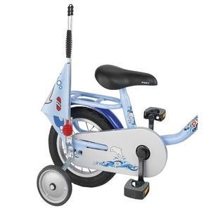 securitate drapelul pe scutere şi rotund PUKY oceanic albastru 9326, Puky