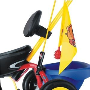 securitate drapelul pe tricicluri şi tălpășiță caro PUKY 9313, Puky