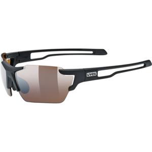 sport ochelari Uvex Stil Sport 803 MICI CV- (ColorVision), Negru șah-mat (2291), Uvex