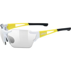 sport ochelari Uvex Stil Sport 803 RACE VM, Alb galben (8605), Uvex