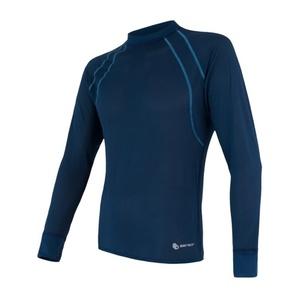 Pentru bărbaţi cămașă Sensor Coolmax proaspăt aer întuneric albastru 17200046, Sensor