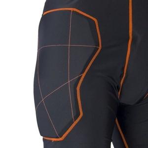 portar pantaloni EXEL S100 PROTECȚIA SCURT negru / portocaliu, Exel