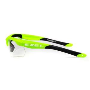 de protecție ochelari EXEL X100 EYE GUARD junior verde, Exel