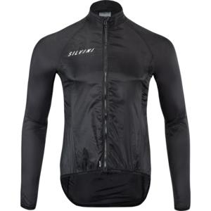 pentru bărbați bicicliștii jacheta Silvini Montilio MJ1601 Negru, Silvini