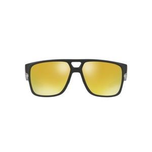 solar ochelari OAKLEY plasture MttBlk w/ 24K Irid OO9382-0460, Oakley