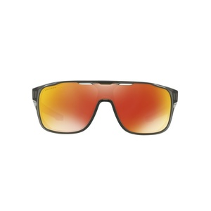 solar ochelari OAKLEY Crossrange Shield MttGySMk w/ PRIZM rubin OO9387-0431, Oakley