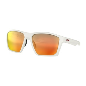 solar ochelari OAKLEY Targetline mată Alb w/ PRIZM rubin, Oakley