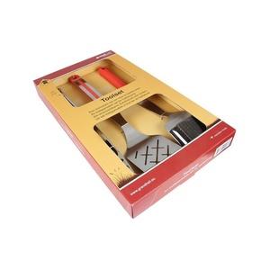 set grătar instrument GRANDHALL (3-dílná), Grandhall