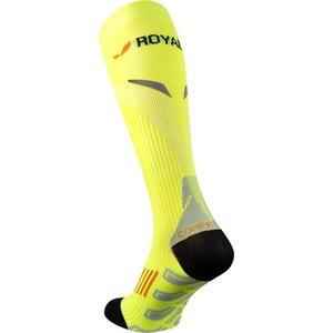 comprimare șosete genunchi ROYAL BAY® neon 2.0 galben 1099, ROYAL BAY®