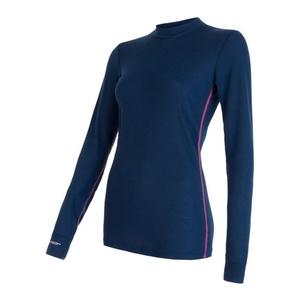 femeiesc set Sensor ORIGINAL ACTIVE SET tricou + chiloți întuneric albastru 17200053, Sensor