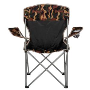pliere scaun cu restricții HIGHLANDER MORAY camo, Highlander