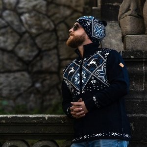 pentru bărbați merinos pulover Kama 4055 108, Kama